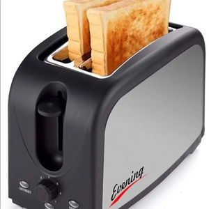 2-Slice Toaster Household Automatic